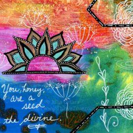 Seeds of Kindness Postcards