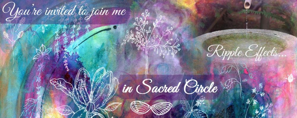 Sacred Circle Invitation